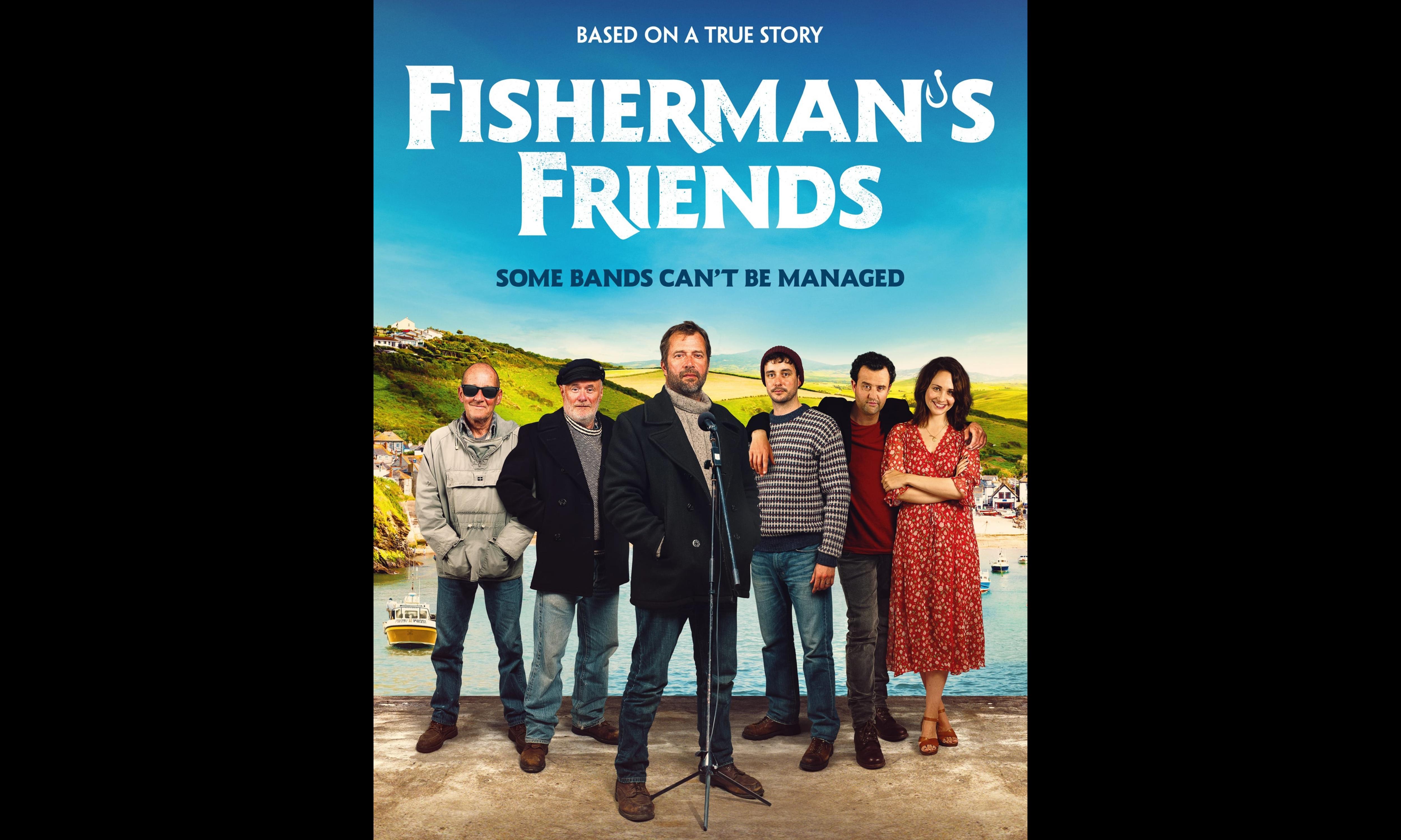 Cinema Fisherman S Friends The Beacon Wantage