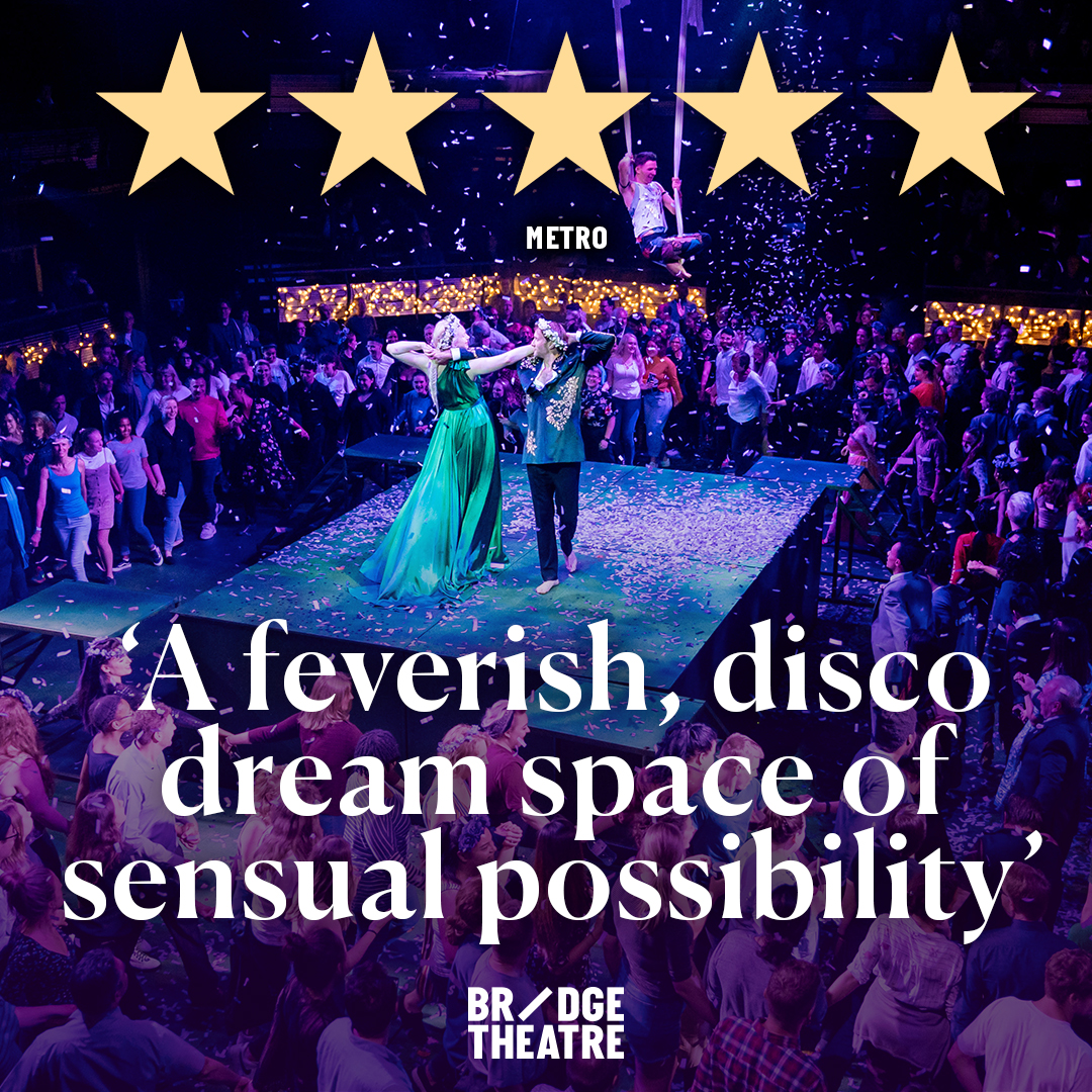 National Theatre Live: A Midsummer Night's Dream - The ...